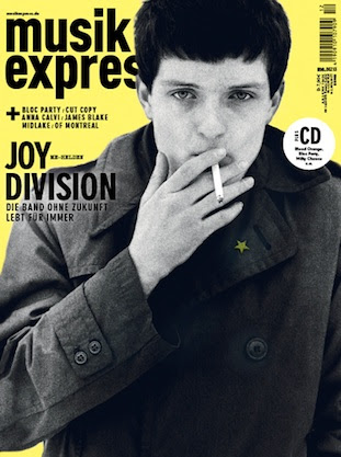 Joy Division - Die Band ohne Zukunft lebt für immer - The band without future lives forever