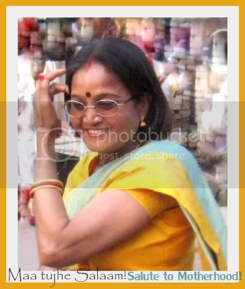 HappyBirthday Mom..Muhaaa..!