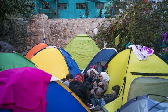 226536_Refugees - Lesvos _ Athens - March 2016