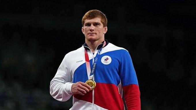 Олимпийский чемпион Муса Евлоев удостоен ордена Дружбы