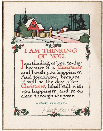 thinkingofyouchristmascard