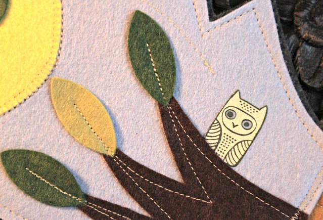I love this little owl!