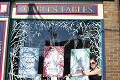 Mabel's Fables Window