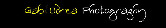 Gabi Udrea - Photography