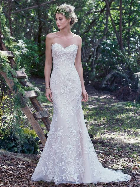 Trena   Maggie Sottero   Available at Stella's Bridal
