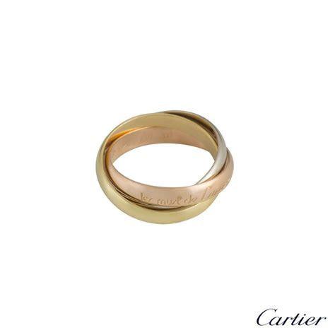 Cartier Le Must de Cartier Ring