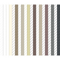Neutrals Playful Patterns Designer Series Paper - Digital Download