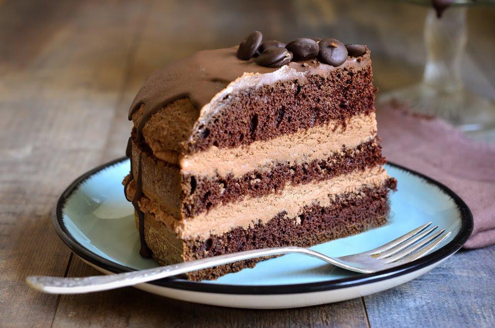gateau au chocolat facile et leger - Les desserts au chocolat