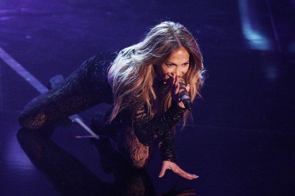 Wetten, Dass…? (October 2012), Jennifer Lopez