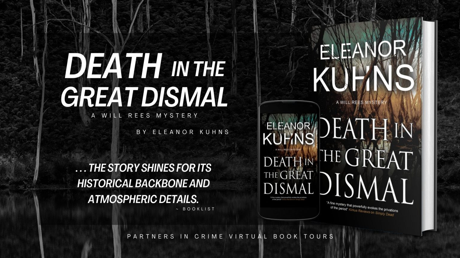 Death In The Great Dismal by Eleanor Kuhns