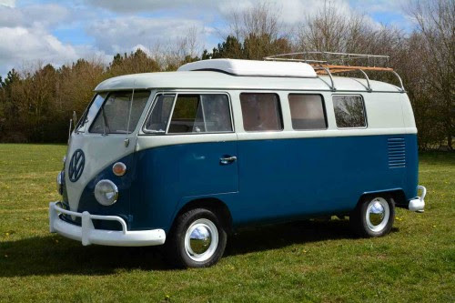Volkswagen Westfalia Campmobile SO44