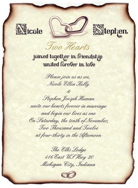 Redneck Wedding Invitation