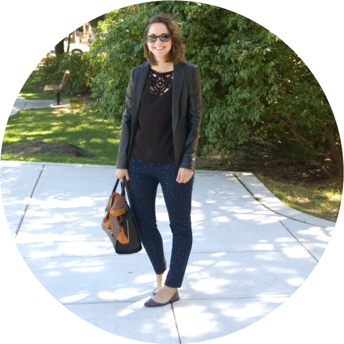 september outfit, dash dot dotty, fall weekend jeans outfit