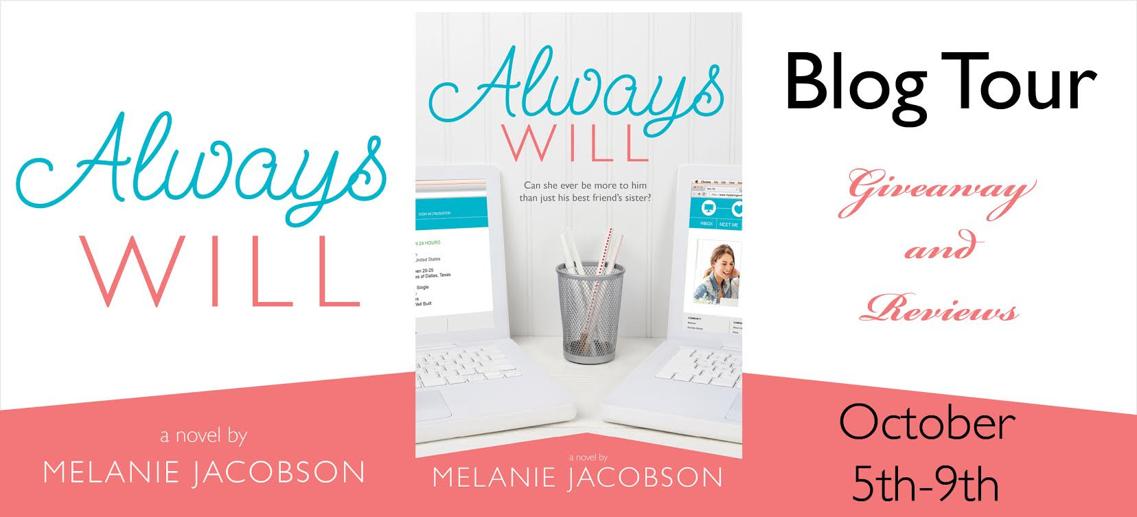 Always Will Blog Tour and Giveaway