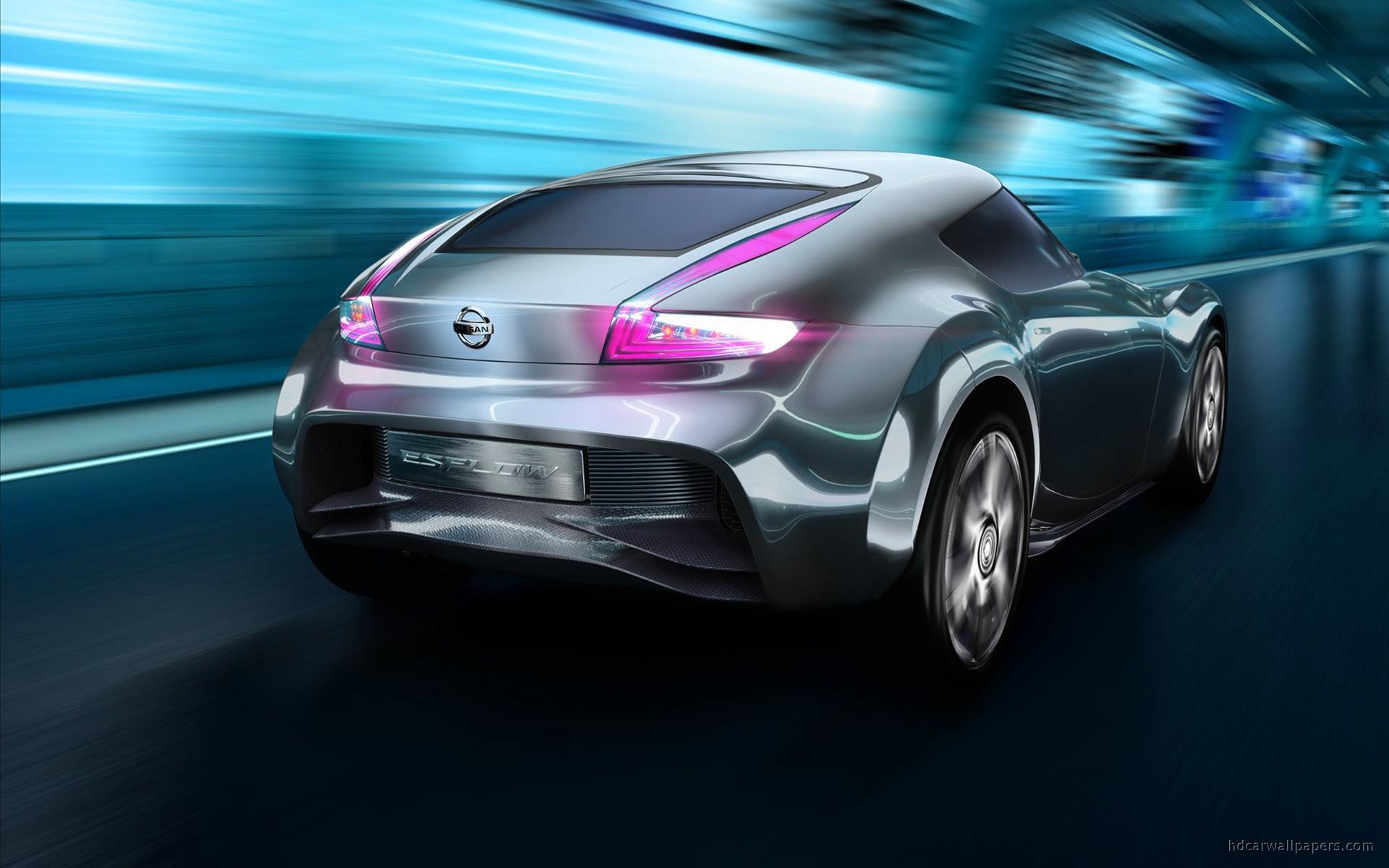 2011 Nissan Electric Sports Concept Car 2 Wallpaper | HD ...