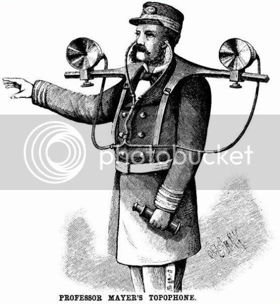 Professor Meyer Topophone, penemu radar