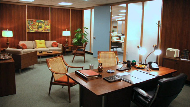 Mid Century Modern Is Making A Comeback In Office Design Office