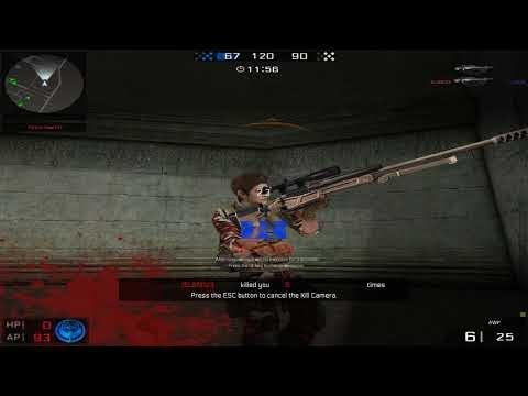 Blackshot Sniper İçin Crosshair Hilesi 30.01.2018 HerServer