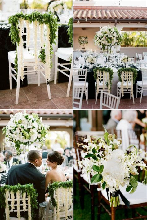 Wedding Chairs Worthy of the Bride & Groom