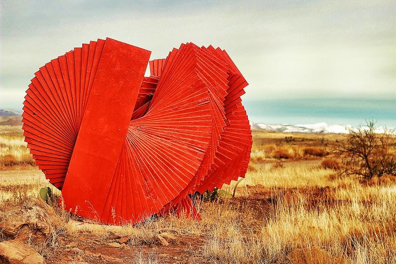 high desert spiral