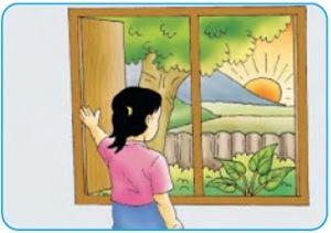 Ilmu Pengetahuan Alam Kelas 1 SD lingkungan sehat