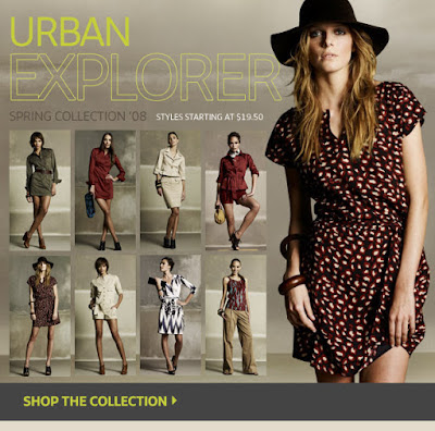 Old Navy's Urban Explorer Collection