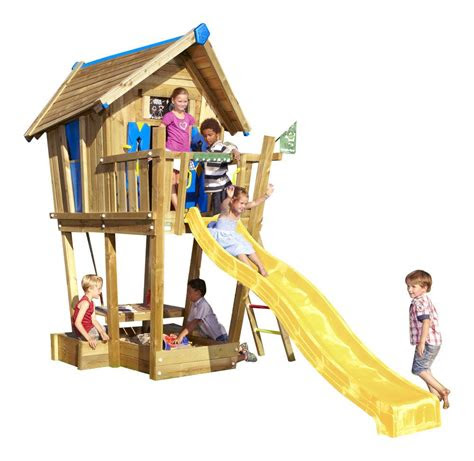 jungle gym spielturm kletterturm crazy playhouse cxl mit