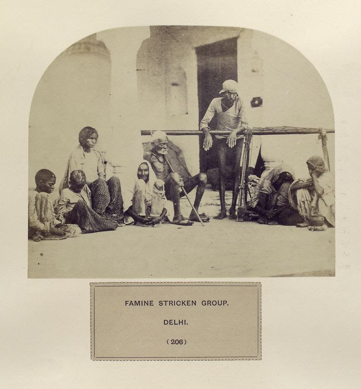 Image result for famines in delhi