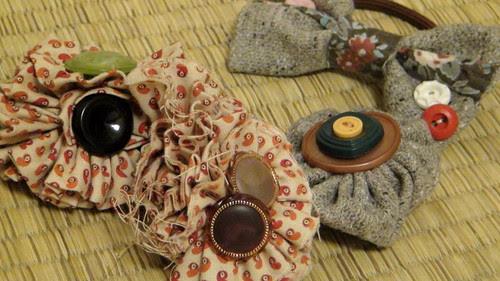My button accessories