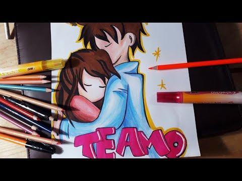 Download Como Dibujar Una Carta De Amor Dibujos Para Dibujar Dibujo
