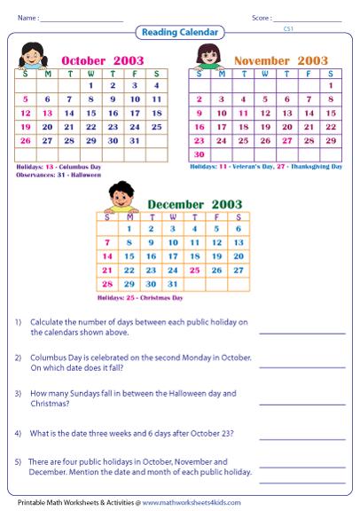 month challenge large