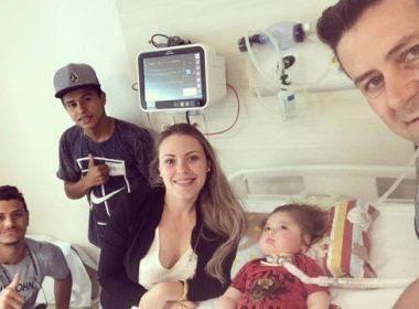 MPSC pede bloqueio de valores para campanha em prol de bebê com doença grave