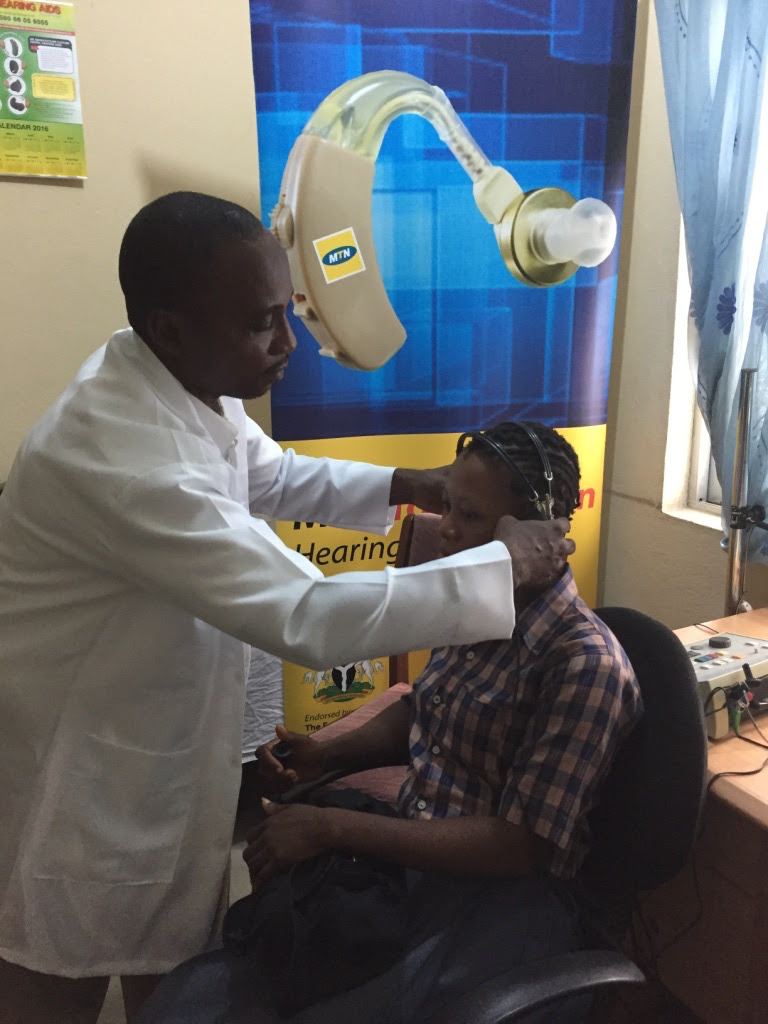 Audiometric Assessment Begins in Akwa Ibom, Benue and Katsina for the MTN Foundation IMG_0141 a