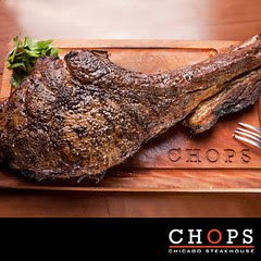 Chops Chicago Steakhouse - food pics
