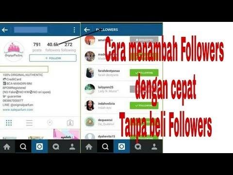 Followers Instagram Gratis Mudah 4takipci Bahasa Indo