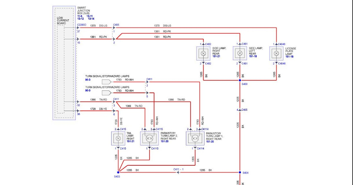 21 Best Ford F250 Brake Controller Wiring Diagram