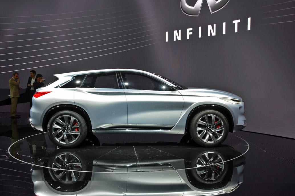 2017 Infiniti Qx50 | 2017 - 2018 Best Cars Reviews