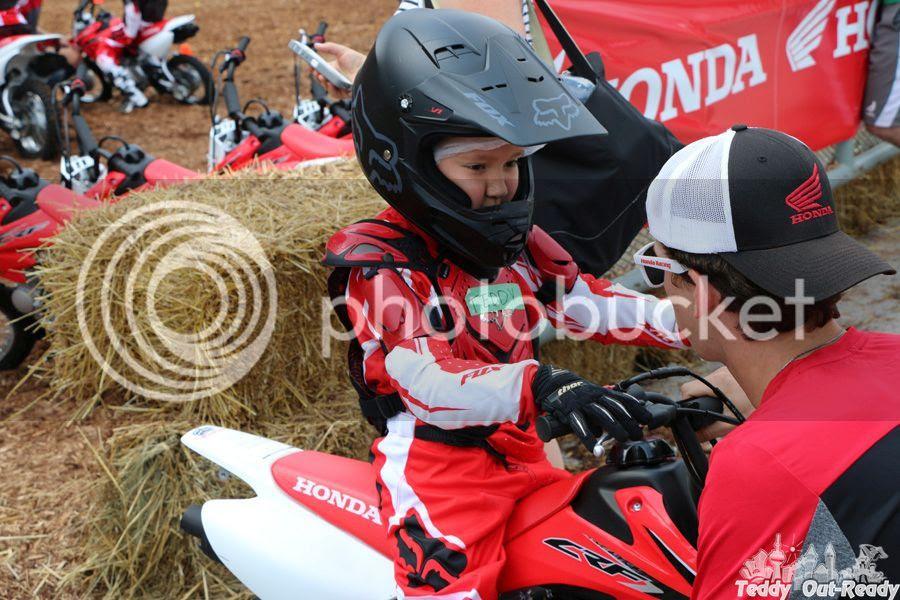Junior Red Riders Teddy