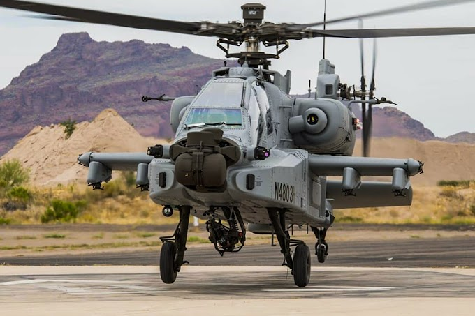 World's Most Advanced Attack Helicopter Boeing AH-64E Apache Reaches India, Major Boost to IAF: Watch Video