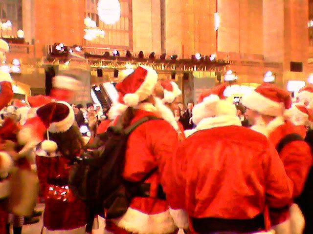 Santa Invasion