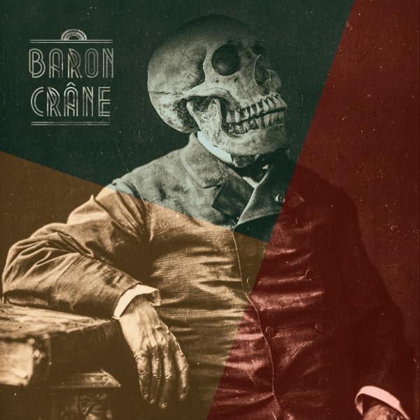 Baron Crâne - Baron Crâne EP Cover