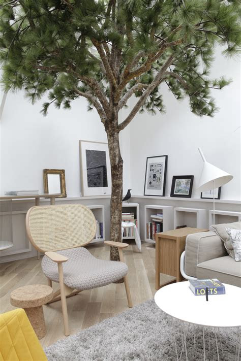 hot   trees  interior design yellowtrace