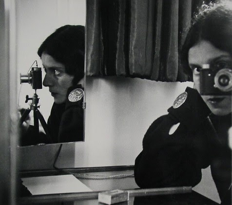 Self-Portrait in Mirrors. 1931