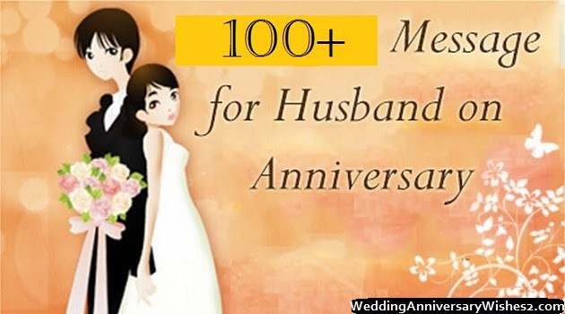 Anniversary Status For Husband