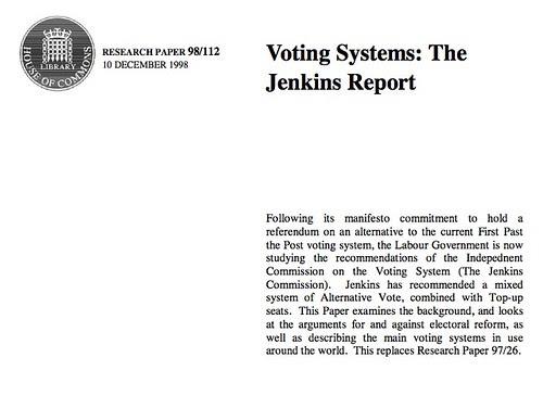 The Jenkins Report