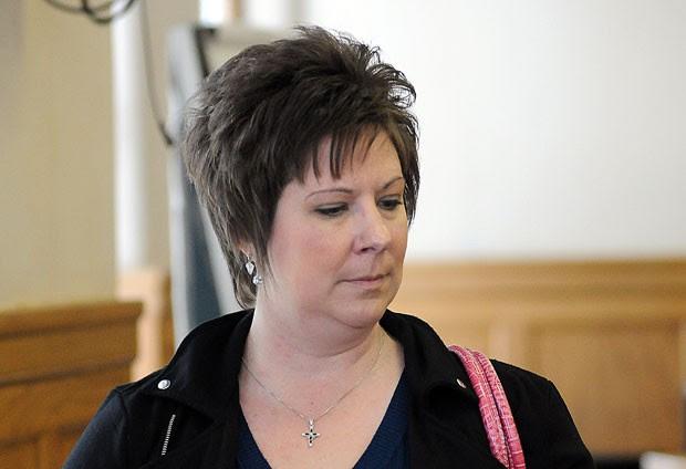 Sara Ylen mentiu que teve câncer e que havia sido estuprada (Foto: Wendy Torello//Times Herald/AP)