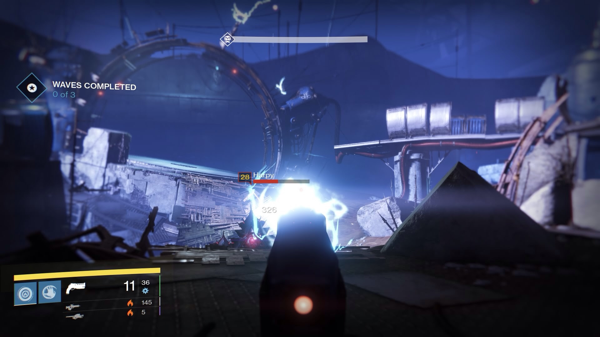 Destiny House Of Wolves Prison Of Elders Vex Arena Tips And