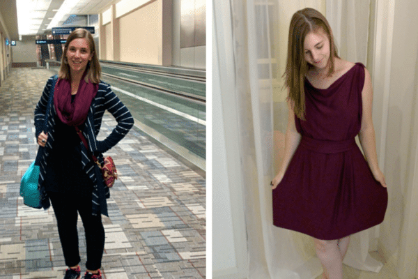 the best convertible travel clothing for women pack less