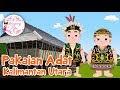 Baju Adat Kalimantan Utara