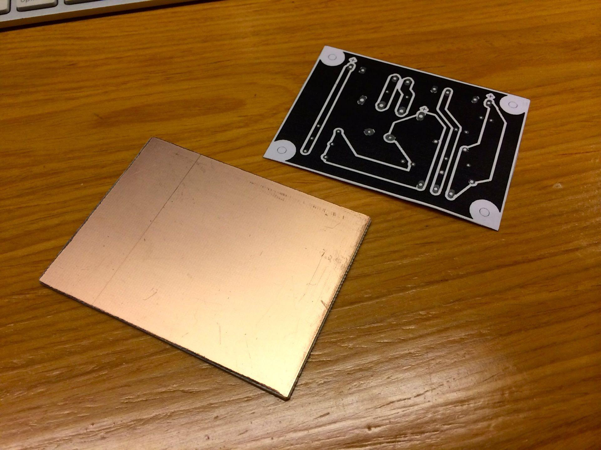 Como Fazer Suas Proprias Pcbs Placas De Circuito Impresso